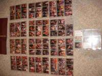 1992 skybox USA Dream Team complete set of 121 cards,