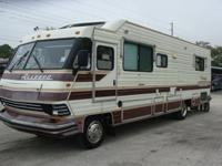 ,,,,A SUPER CLEAN 1992 TIFFIN ALLEGRO DIESEL PUSHER