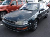 Options Included: N/AThis 1992 Toyota Camry 4dr 4dr