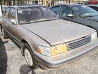 1992 Toyota Cressida -- ALL PARTS AVAILABLE! As a car