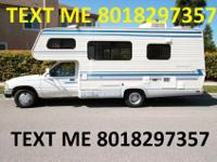*Quick ad: This is a Project RV needs work and