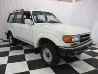 Options Included: 4.0l OHV EFI In-Line 6-Cyl Engine,