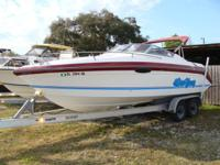 5.0 Mercruiser MPI installed in 2009-has 100 hours. Two