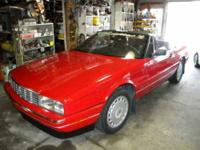 1992 Cadillac Aliante In superb First class condition