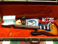 1992 Fender SRV guitar, collectors grade. You will not