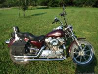 1992 Harley Davidson sportster, 1200 motor kit put on