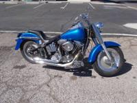 A great looking and great running 1992 Harley Davidson