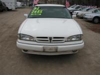 Options Included: A/C, Front Disc/Rear Drum Brakes,
