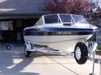 1993 Bluewater 19, near mint condition. Second owner,