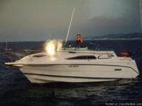 Beautiful Rinker 26 foot cabin Cruiser. Equipted with