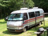 1988 was the last year for the 27ft motorhome's. This