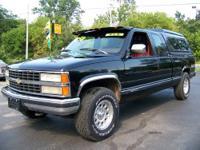 1993 Chevy Silverado K1500 4x4 diesel V-8 6.2 liter
