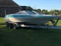 I have owned this 1993 20 ft. open hull Bayliner boat
