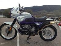 This is a 17,000 mile one owner 93 GSPD. The condition