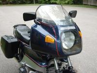 1993 BMW R100RS MONOLEVER GREAT CONDITION RUNS