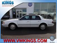 1993 BUICK Century SEDAN 4 DOOR Custom Our Location is:
