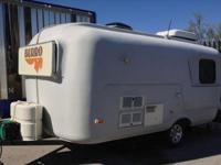1993 BURRO1993 BURRO 17' FIBERGLASS TRAVEL TRAILER -