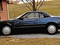 1993 Cadillac Allante Convertible (PA) - $13,999