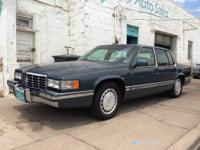 New and not at J&C Auto Sales! 1993 Cadillac DeVille