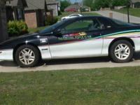 1993 Camaro Pace Car. Only made just over 600 of these