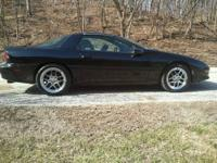 low mile z28 very clean, runs and drives great, but