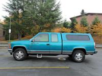 Options Included: 4WD, Silverado, Air Conditioning,