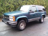Options Included: ABS (4-Wheel), Power Brakes4 X 4 -