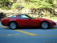 1993 CHEVROLET CORVETTE COUPE FOR SALE. VERY GOOD
