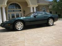 1993 Corvette ZR-1 with only 7,500 miles.Two collector