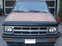 1993 Chevrolet S10 4.3 Liter Fuel Injection V6 Engine