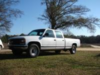 FOR SALE/TRADE: 1993 Chevy 3500 (1-ton, heavy duty) LWB