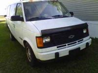 1993 Chevy Astro Van Good Work Van !!!! $550.00 Firm