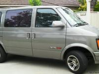 1993 Chevrolet Astro passenger van in EXCELLENT