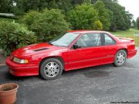 1993 Red Lumina Z34 in good condition. 124 k miles.