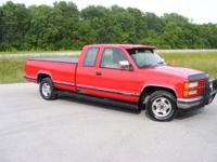 Great running and driving truck! 1993 Chevrolet