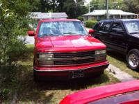 1993 Chevrolet Silverado has 123,000 on body and around