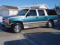 Very nice, clean, one owner 1993 Chevy Suburban 4WD.