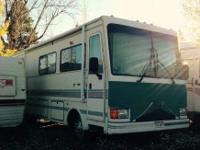 1993 Coachmen Santara. 1993 Coachmen Santara design in