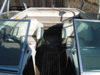1993 Cobalt Open Bow 193 Ski Boat with Wake Board