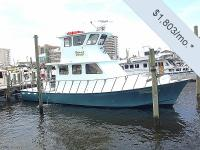 1993 Sea Harvester/ Permits offered Have you ever seen