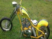 Completely customized constructed bike, done right
