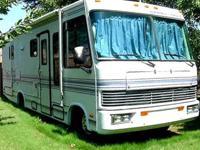 1993 Damon Challenger 25' Class A Very nice 454