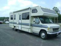 1993 Dutchmen E350 Class C This lovely 30 foot RV has