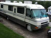 1993 Firan Covington Class A 1993 Covington 34 ft.