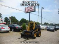 Need a Fork-Lift? Here's a Good One in Great Condition.