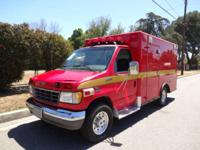 1993 Ford 93' Ford Ambulance 93' Ford E-350 Ambulance