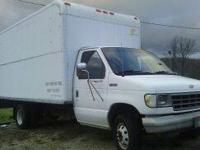 I have a 1993 Ford Box Truck E35, it is in very good