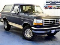 Options Included: N/AEVERYONE IS LOOKING FOR A BRONCO!