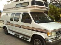 Ford Class B Motor Home Conversion by Falcon. Fully