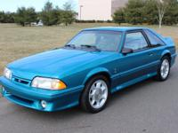1993 Ford Mustang Cobra SVT 5.0L 1,986 Miles All